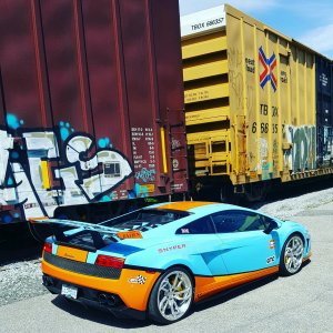 Gulf LP560-4 6speed gated manual